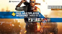 Este fin de semana podrás jugar online gratis en tu PS4
