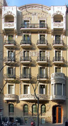 Barcelona. They just don't make 'em like they used to.