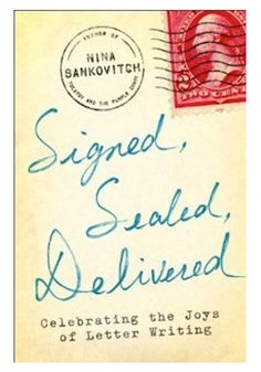 """When Sankovitch finds a packet of 100-year-old letters in her backyard, some of them dating back to the Civil War, she uses the discovery to examine the lost art of writing letters—why we do it and how to do it, now that we live in the age of email and Twitter. Be it love missives, bread-and-butter thank you's, condolences or childhood notes home from camp, """"Letters are the history of our lives made solid,"""" she writes. Part memoir, part meditation, part artful history lesson ..."""
