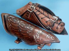 Bracers of Gondor, from the Lord of the Rings: