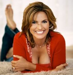 Mariska Hargitay - WOW - what a stunning beauty she is and she knows how to flaunt  it. That's the secret!