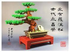 Image result for lego bonsai tree