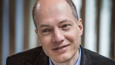 """After a 23-year hiatus from writing novels, philosopher Alain de Botton is back with a new work of fiction that explores the challenges of long term relationships. """"The Course of Love"""" follows Kirsten and Rabih from their passion-fueled beginning as a couple to an inevitable infidelity. In the novel, de Botton downplays romanticism and champions a more rational approach to love. He joins us to discuss his latest work and his thoughts on love in the modern age."""