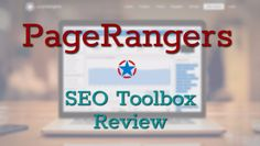 PageRangers - SEO Toolbox für Webmaster und Agenturen - mit WDF*IDF Marketing, Toolbox, Seo, Weaving, Things To Do, Tool Box, Dopp Kit