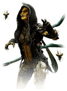 Johnny Cage, Mortal Kombat X, Jason Voorhees, Freddy Krueger, Catwoman, Liu Kang And Kitana, Red Insects, Kung Jin, Captain Marvel Shazam
