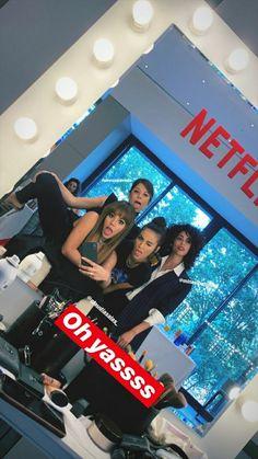 Netflix Series, Series Movies, Kayla Ewell, Divas, Elite Squad, Girl Sleepover, Candice King, Michael Trevino, Eric Northman