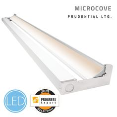 MicroCove | Diminutive in scale, huge in performance, MicroCove is a concealed cove luminaire designed to optimize all the benefits of the LED source. For more details visit prulite.com. #lightingdesign #architecture #lighting #led #linearlighting #interiordesign #prulite #luxury #design #light #commercaillighting #beautiful #ledlighting #lightingcontrols
