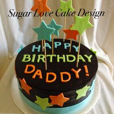 21 Pretty Photo Of Birthday Cakes For Dad