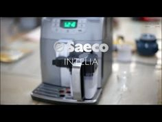 Intelia Evo One Touch Cappuccino full automatic espresso machine -- Lifestyle video by Saeco - http://coffize.com/daily/intelia-evo-one-touch-cappuccino-full-automatic-espresso-machine-lifestyle-video-by-saeco/