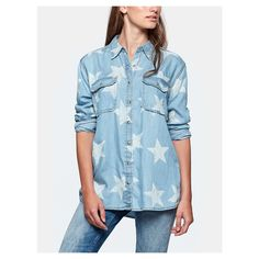 Blouse, Star blouse - The Sting