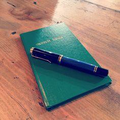 Let's re-create writing habit.