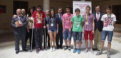 Olimpiada matemática CLM 2015