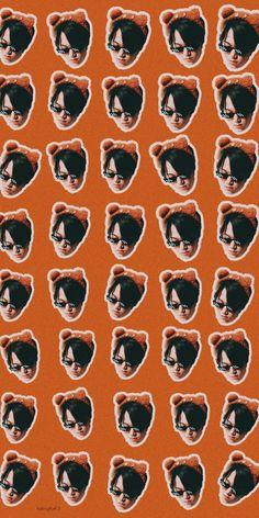 Kpop Exo, Suho Exo, Exo Kai, Kaisoo, Exo Wallpaper Hd, Bear Wallpaper, Galaxy Wallpaper, Exo Lockscreen, Cute Wallpapers