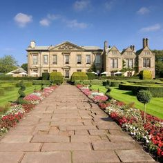 Historic building Coombe Abbey wedding venue in Coventry, Warwickshire