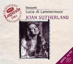 Donizetti Lucia di Lammermoor - Sutherland - Decca