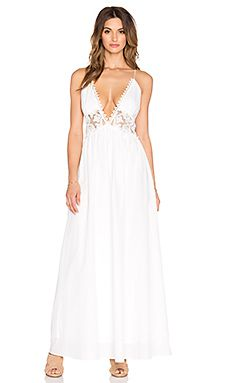 Shop for THE JETSET DIARIES Grazie Maxi Dress in Ivory at REVOLVE. Free 2-3 day shipping and returns, 30 day price match guarantee.