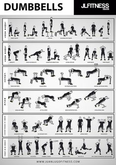 Weight Training Workouts, Gym Workout Tips, Ab Workout At Home, At Home Workouts, Workout Challenge, Dumbbell Workout Plan, Gym Workouts Women, Good Chest Workouts, Beginner Gym Workouts