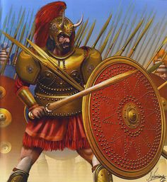 """""""Mycenaean Warlord"""", Christos Giannopoulos"""