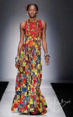 Basi- Imo skirt, Nwachi top, Bijou belt