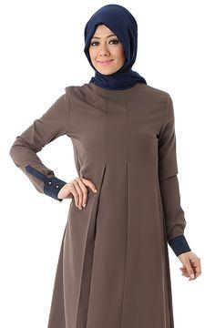 www.nisavip.com Tesettür , tunik , Tesettür elbise
