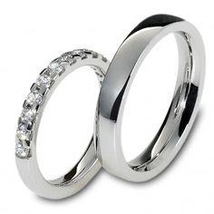 Diamond Lovers Trouwringen