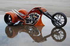 Visit The MACHINE Shop Café... ❤ Best of Bikes @ MACHINE ❤ (Custom HD Powered Trike)
