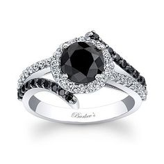 30 Originales anillos de Compromiso que toda Chica que ame el Negro Apreciará - Womundo