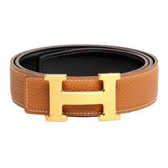 New Designer Mens Belt : Hermes