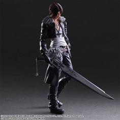 Play Arts Kai - Dissidia Final Fantasy - Squall Leonhart