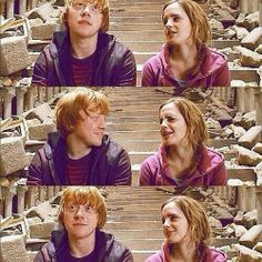 Ron and Hermione...Perfect Couple