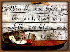 Love this saying....and love the reclaimed Barnwood turned into a sign....this and more available at the laughing daisy