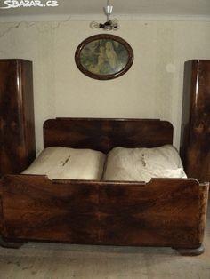 Stará manželská postel - obrázek číslo 1
