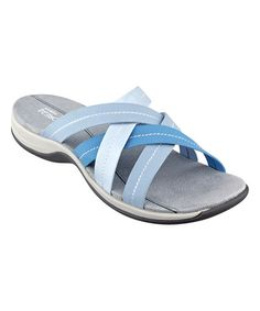 This Medium Blue Star Dance Sandal is perfect! #zulilyfinds