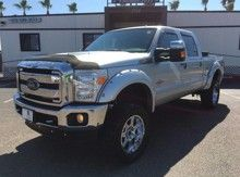 2015 Ford Super Duty F-250 SRW Lariat V8 TWIN TURBO / 1 OWNER / CLEAN CARFAX / LOW MILES! McAllen TX