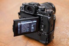 Fujifilm's new X-T2 camera has 24 megapixels, 4K video, and great controls