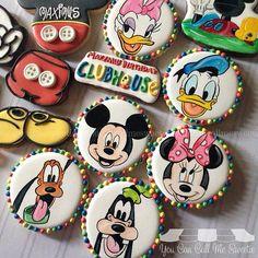 """Anything #disney makes me so #happy ❤️❤️ #decoratedcookies #decoratedsugarcookies #decoratedcustomcookies #customsweets #customcookies #customdecoratedcookies #cookies #cookieart #cookielove #mickey #minnie #donald #daisy #goofy #pluto #mickeysclubhouse"" Photo taken by @youcancallmesweetie on Instagram, pinned via the InstaPin iOS App! http://www.instapinapp.com (03/28/2015)"
