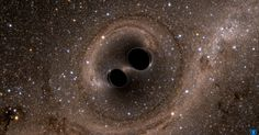 Scientists Detect Gravitational Waves, Proving Einstein Right - Scientists say they heard the faint chirp of 2 black holes colliding a billion light-years away, fulfilling Einstein's general theory of relativity. That faint rising tone, physicists say, is the first direct evidence of gravitational waves, the ripples in the fabric of space-time that Einstein predicted a century ago. And it is a ringing (pun intended) confirmation of the nature of black holes, the bottomless gravitational…