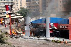 Apparently, anti-Islams hates KFC.
