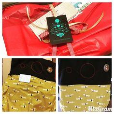 Enamorada de mi mochila de @labichacreativa ...es #amor #teckels #dachshund #teckelmania #mochila #artesanal #hechoamano #mardargent