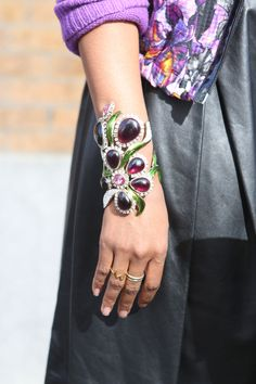 New York Fashion Week Recap: the Best Accessories Spotted on the Streets