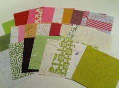 Card Making and Scrap Booking Decorative by IdleHandsYarnSupply, $4.25