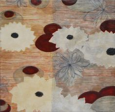 encaustic by Stephanie Hargrave
