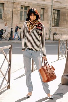 f99d5e9e7f3f33 Milan Fashion Week Summer 2015 street style Paris Fashion, Spring Fashion,  Autumn Fashion,