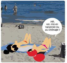 #CourbeDuChômage