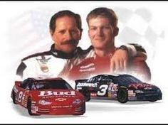 Dale Sr. and Dale Jr.