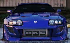 Toyota Supra #HKS