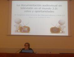 La documentación audiovisual en TV en el mundo 2.0, por MabelGiménez