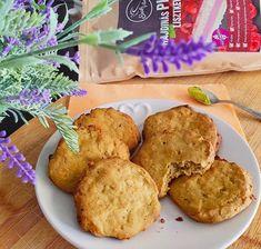Mandulás-matcha keksz Matcha, Muffin, Breakfast, Free, Morning Coffee, Muffins, Cupcakes