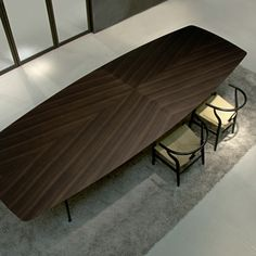 Conference Table Design, Home Furniture, Furniture Design, Esstisch Design, Dining Room Table Decor, Classic House, Living Room Designs, Interior Design, Wall Design