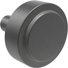 Liberty 1-1/4 in. (32 mm) Soft Iron Industrial Knob-P35349C-SI-CP - The Home Depot